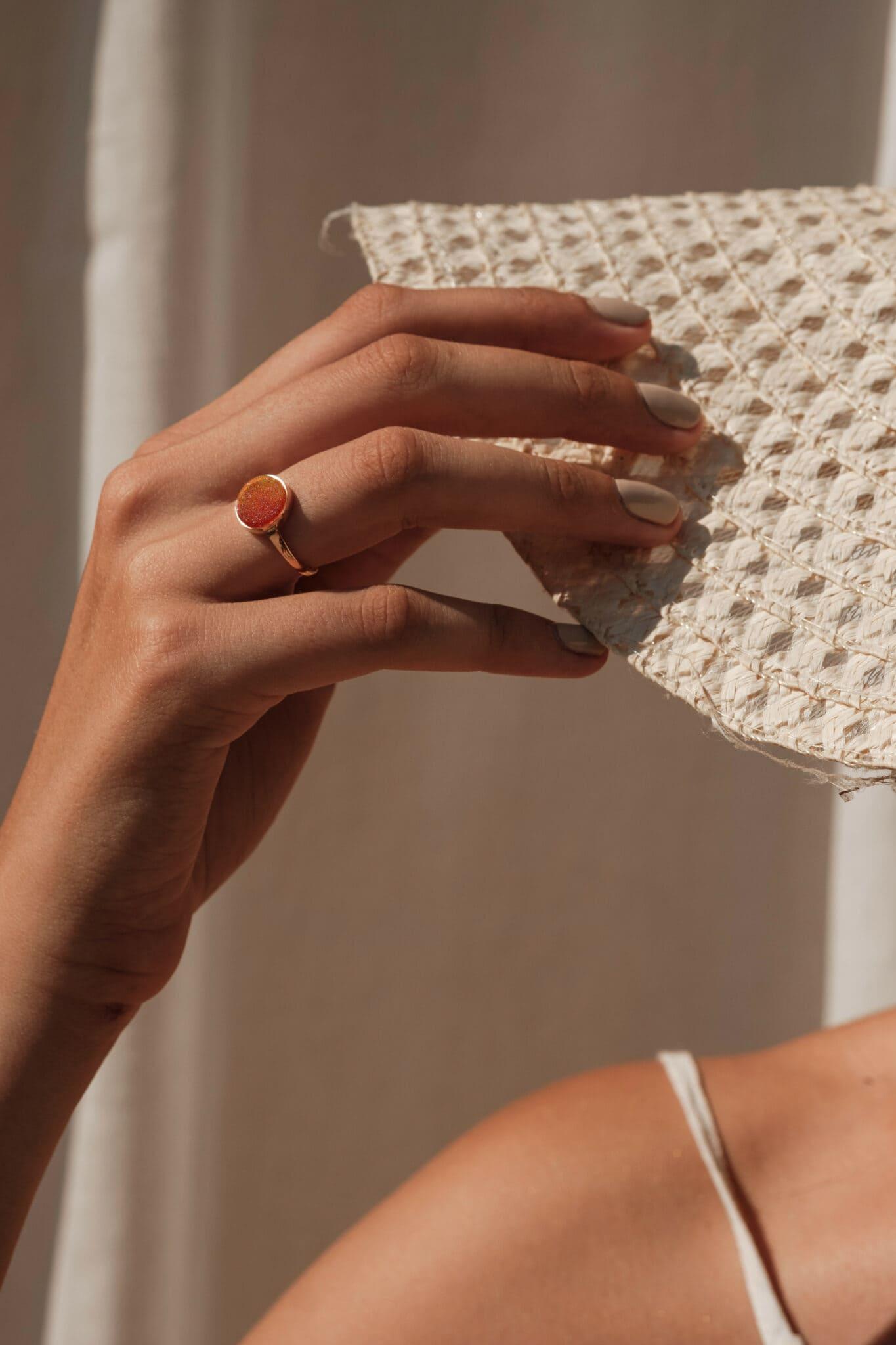 biżuteria z kamieni naturalnych Lile