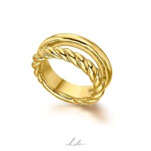 Lile Street Fashion pierścionek N4