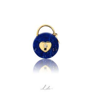 Min&ral talizman lapis lazuli N1